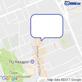 Нечай Є.К. на мапі