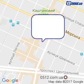 НКК на мапі