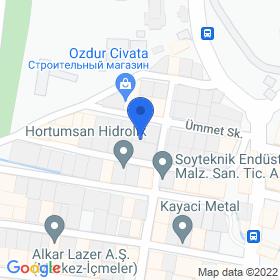 NORM METAL на карте