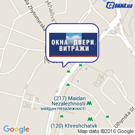 Журнал ОКНА. ДВЕРИ. ВИТРАЖИ на карте