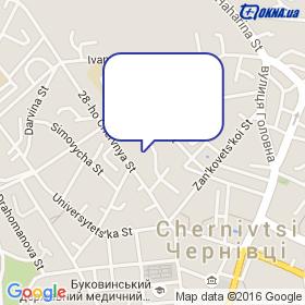 OFIR (ОФИР) Черновцы на карте