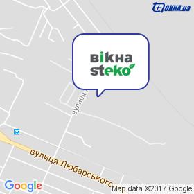 Steko на мапі