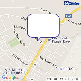 Окна Корса СПД Антипов Д.А. на карте