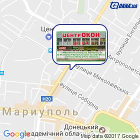 Центр Оптовых Продаж на карте