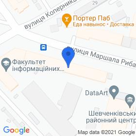 Викна Траст на карте