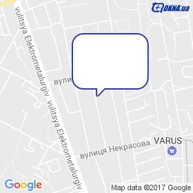 Оксіма на мапі