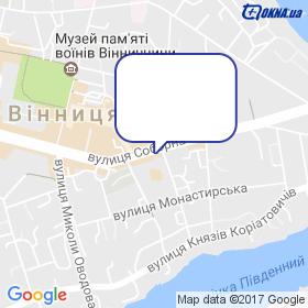 Олійник С.А. на мапі