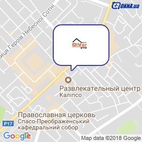 OLVer group на карте