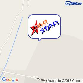 Окна Star на карте