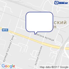 Одесский Стекольный Двор на карте