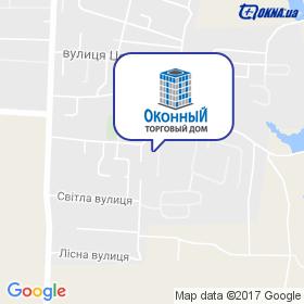 Оконный Торговый Дом на карте