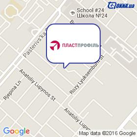 ПластПрофіль на карте
