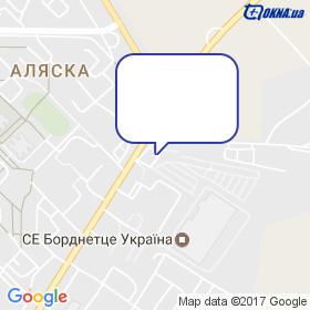Подворняк П.М. на мапі