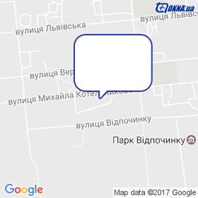 ПРАЙМ-ВІКНА на мапі