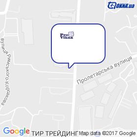 ПроВикна на карте