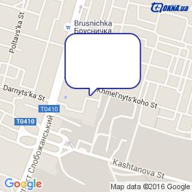 Ремстройсервис на карте