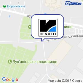 RENOLIT на мапі