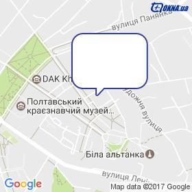 Рогозін А. В. на мапі