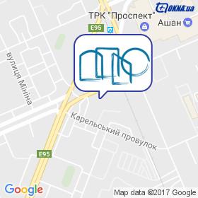 Руденко на мапі