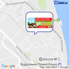Самсоненко на мапі