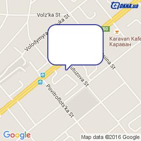Шлях-ЮГО на карте