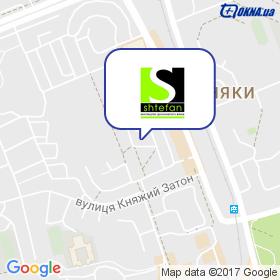 ШТЕФАН на карте