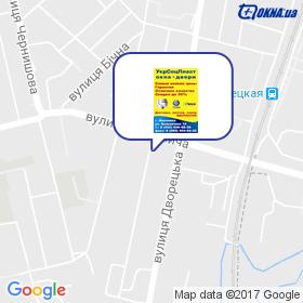 ШУПИК на карте
