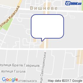 Сидорова Т.М. на мапі