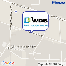 СИРИУС на карте - Курсантская, 26, , Украина