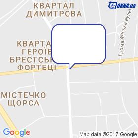 Слободенюк на мапі