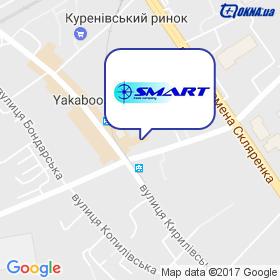 SMART Trade company на мапі