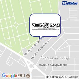 СМБ БУД на карте