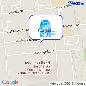 Соловьева И.А. на карте