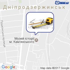 Новиков на мапі