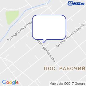 Стандарт-Украина на карте