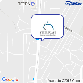 Steel Plast на карте