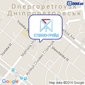 Стекло-Трейд на карте