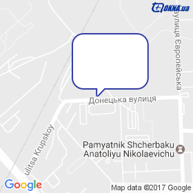 Склопластик на мапі