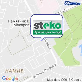 Steko, дилер на карте