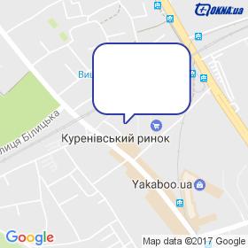 Стіна на мапі