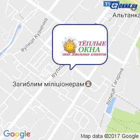 Steplom на мапі