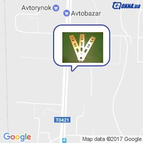 Стілко ЛТД на мапі