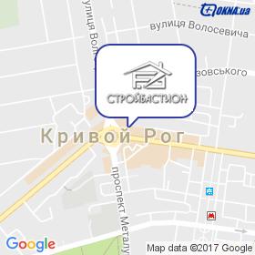 Полховский на карте