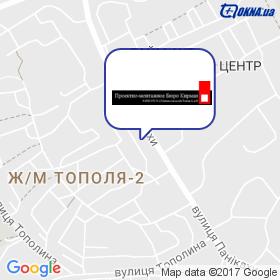 V.I.P. - Бюро на мапі