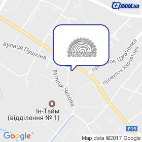 Санрайс на мапі