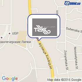 ТЕККО-Салон на карте