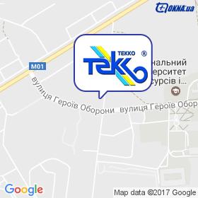 ТД ТЕККО на карте