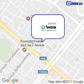 ТеплОкна на мапі