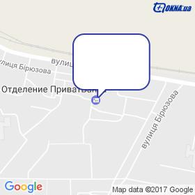 Терехин на карте
