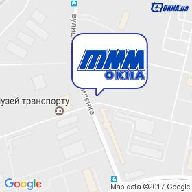 ТММ-Вікна на мапі